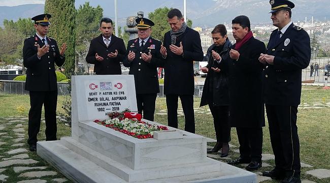 Safranbolu'da 18 Mart Çanakkale Şehitleri Anma Töreni Düzenlendi