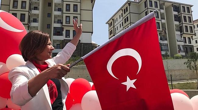 Safranbolu 19 Mayıs'ı böyle kutladı