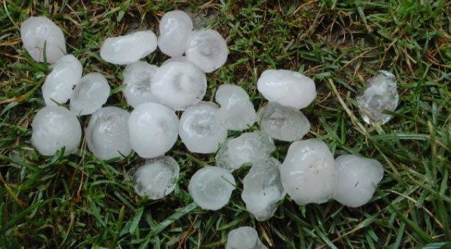 Uyarı: Sağanak, Su Baskını, Dolu ve Kuvvetli Fırtına