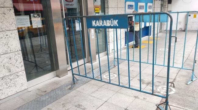 Banka çalışanında corona çıktı, şube kapatıldı
