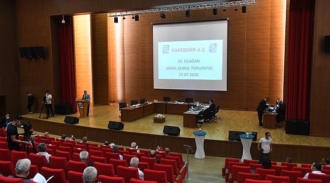 KARDEMİR bağımsız yönetim kurulu üyelerinden Vekil Aksoy'a tepki