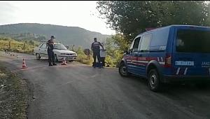 Karabük'te 1 köy karantinaya alındı