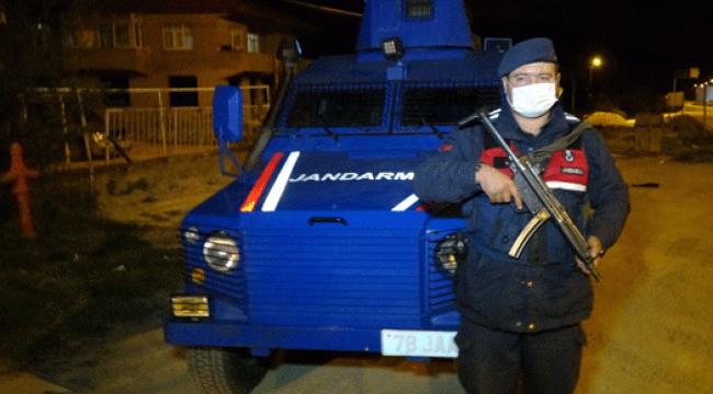 Safranbolu'da 2 mahalle karantinaya alındı