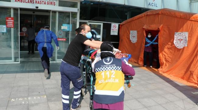 Karabük'te feci kaza: 1 ölü