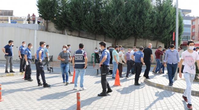Karabük'te silahla vurulan kişi ağır yaralandı