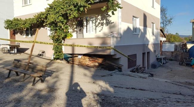 Karabük'te bir mahalle ile bir apartman karantinaya alındı
