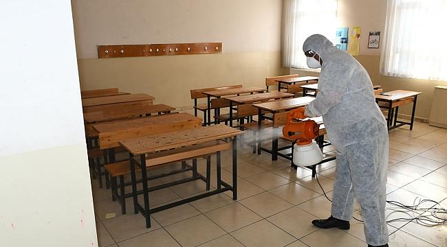 Karabük'te üç sınıf karantinaya alındı