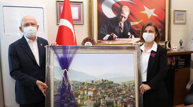 CHP Genel Başkanı Kılıçdaroğlu Karabük'te