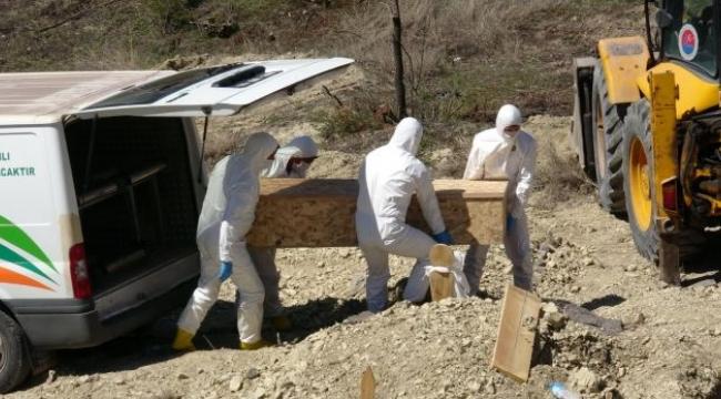 Karabük'te Koronadan Ölenlerin Sayısı 101'E Yükseldi