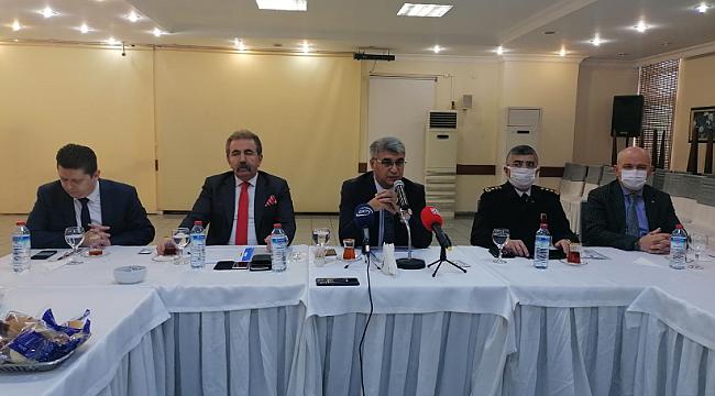 Karabük Valisi Gürel'den koronavirüs açıklaması