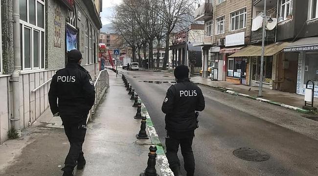 60 kişiye 54 bin TL ceza kesildi