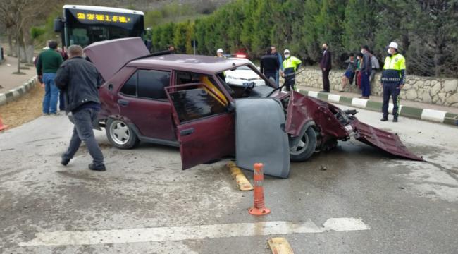 Safranbolu'da alkollü sürücü dehşeti: 3 yaralı
