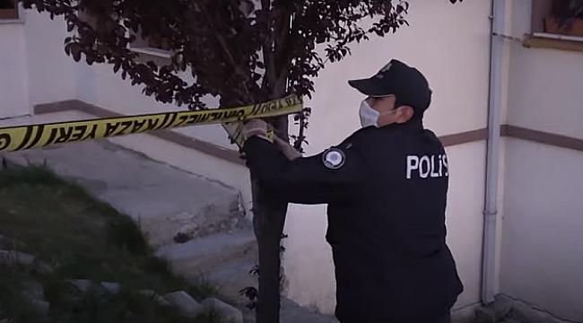 Safranbolu'da bir site karantinaya alındı