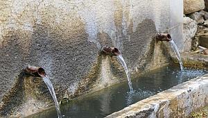 Çampınarı Çeşmesi Yeniden Suya Kavuştu