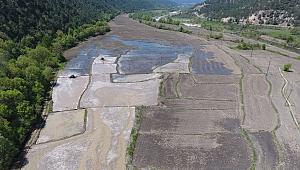 Karabük'te, Tarımsal Sulama Kanal Çalışmaları Devam Ediyor