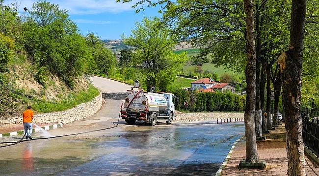 Safranbolu'da Bayram Temizliği Başladı